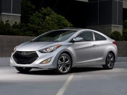 Hyundai Elantra V (MD) Купе