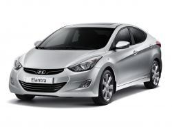 Hyundai Elantra V (MD) Седан
