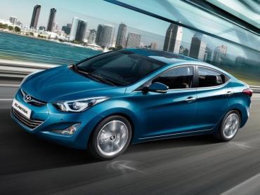 Hyundai Elantra V Рестайлинг Седан