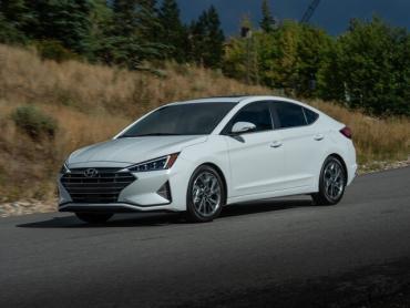 Hyundai Elantra VI (ad) рестайлинг Седан