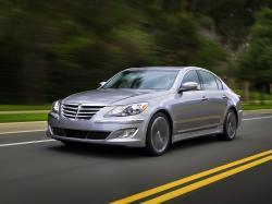 Hyundai Genesis I Рестайлинг