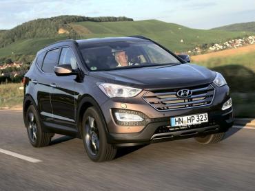 Hyundai Santa Fe III Внедорожник 5 дв.
