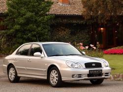 Hyundai Sonata IV (EF) Рестайлинг