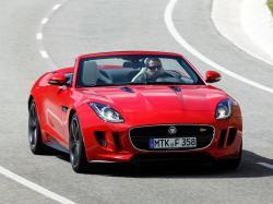 Jaguar F-Type Родстер