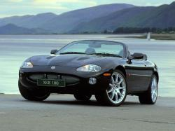 Jaguar XK I Кабриолет