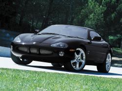 Jaguar XK I Купе