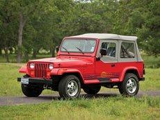 Jeep Wrangler I (YJ)