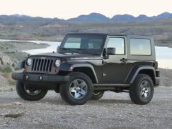 Jeep Wrangler III (JK) Внедорожник 3дв.
