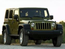 Jeep Wrangler III (JK) Внедорожник 5дв.