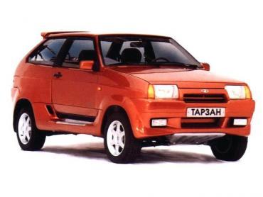 LADA (ВАЗ) 2109 1987 2006 Внедорожник 5 дв. Тарзан