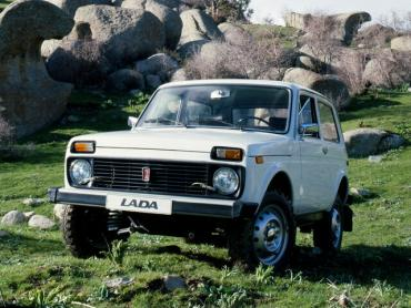 LADA (ВАЗ) 2121 (4x4) I Внедорожник 3 дв.