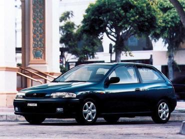 Mazda 323 bj Хэтчбек 3 дв.