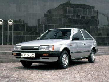 Mazda 323 III (bf) Хэтчбек 3 дв.