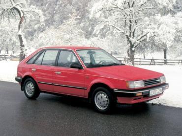 Mazda 323 III (bf) Хэтчбек 5 дв.