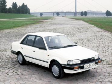 Mazda 323 III (bf) Седан