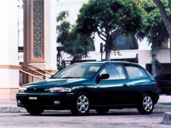 Mazda 323V (BA) Хэтчбек 3дв.