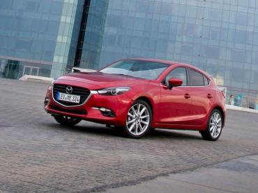 Mazda 3 bm Рестайлинг Хэтчбек 5 дв.