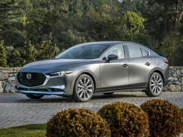 Mazda 3 IV (bp) Седан