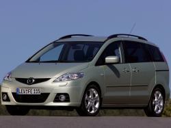 Mazda 5I (CR) Рестайлинг