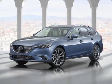 Mazda 6 gj Рестайлинг Универсал 5 дв.
