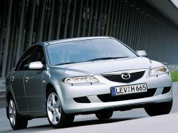 Mazda 6I (GG) Лифтбек