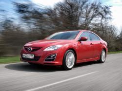 Mazda 6II (GH) Рестайлинг Седан