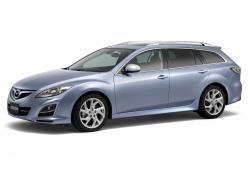Mazda 6II (GH) Рестайлинг Универсал 5дв.