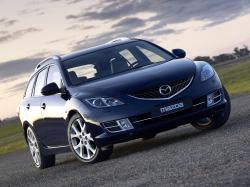 Mazda 6II (GH) Универсал 5дв.