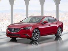 Mazda 6III Рестайлинг Седан