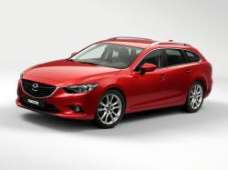 Mazda 6III Универсал 5дв.