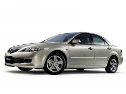 Mazda Atenza Седан
