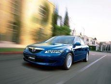 Mazda Atenza I Седан