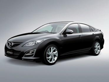 Mazda Atenza II Лифтбек