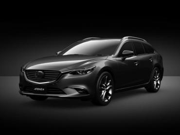 Mazda Atenza III Рестайлинг Универсал 5 дв.
