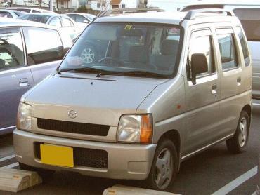 Mazda AZ-Wagon I рестайлинг Микровэн