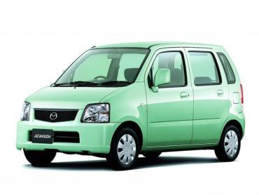 Mazda AZ-Wagon I Микровэн
