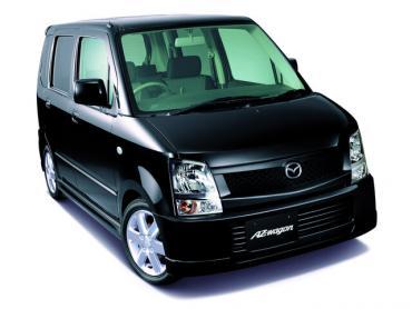 Mazda AZ-Wagon III рестайлинг Микровэн