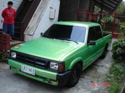 Mazda B-series IV