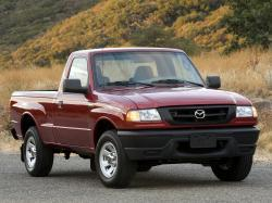 Mazda B-series V Пикап Одинарная кабина