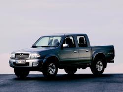 Mazda B-series V Пикап Двойная кабина