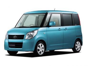 Mazda Flair Wagon I Микровэн