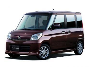 Mazda Flair Wagon II Микровэн