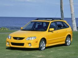 Mazda Protege III (BJ) Универсал 5дв.
