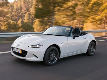 Mazda Roadster IV (nd) Кабриолет