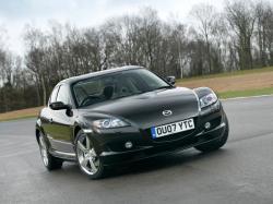 Mazda RX-8 I Рестайлинг