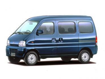 Mazda Scrum II Микровэн