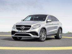 Mercedes-Benz AMG GLE Coupe