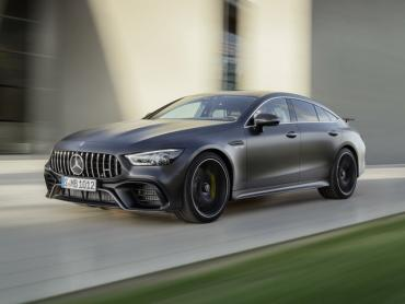 Mercedes-Benz AMG GT I рестайлинг Лифтбек