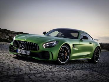 Mercedes-Benz AMG GT I Рестайлинг Купе