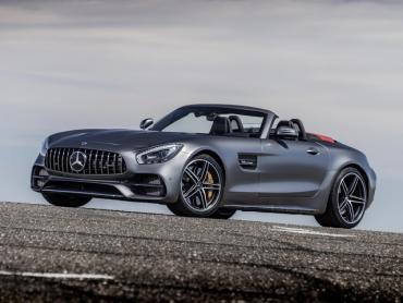 Mercedes-Benz AMG GT I Рестайлинг Родстер